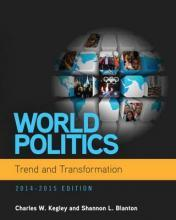 World Politics: Trend and Transformation, 2014 - 2015 (Book Only)
