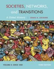 Societies, Networks, and Transitions, Volume II: Since 1450