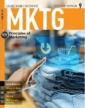 Principles of Marketing Access Card (with Online, 1 term (6 months) 9th Edition