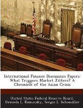 International Finance Discussion Papers