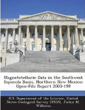 Magnetotelluric Data in the Southwest Espanola Basin, Northern New Mexico