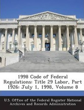 1998 Code of Federal Regulations