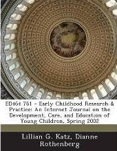 Ed464 761 - Early Childhood Research & Practice