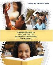 Statistical Methods for the Social Sciences: Pearson New International Edition