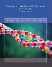 Microbiology with Diseases by Taxonomy: Pearson New International Edition