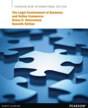 The Legal Environment of Business and Online Commerce: Pearson New International Edition