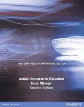 Action Research in Education: Pearson New International Edition