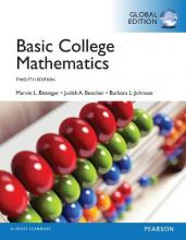 Basic College Mathematics, Global Edition