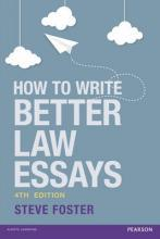 How To Write Better Law Essays