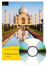 Level 2: Wonders of the World Book and Multi-ROM with MP3 Pack