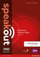Speakout Elementary 2nd Edition Students' Book with DVD-ROM and MyEnglishLab Access Code Pack