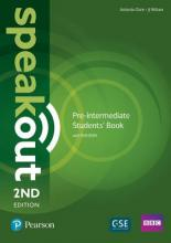 Speakout upper intermediate 2nd edition workbook without key louis speakout pre intermediate 2nd edition students book and dvd rom pack fandeluxe Choice Image