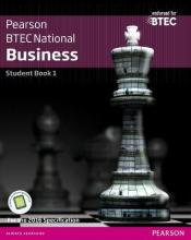 BTEC Nationals Business: Student Book + Activebook 1