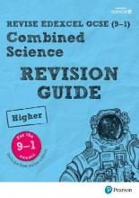 Revise Edexcel GCSE (9-1) Combined Science Higher Revision Guide