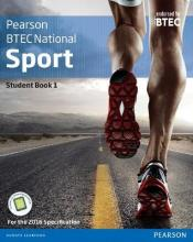 BTEC Nationals Sport Student Book 1 + Activebook: Student book 1 + activebook