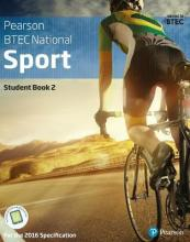 BTEC Nationals Sport Student Book 2 + Activebook