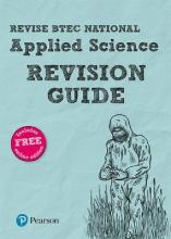 Revise BTEC National Applied Science Revision Guide