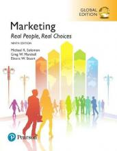 Marketing: Real People, Real Choices plus Pearson MyLab Marketing with Pearson eText, Global Edition