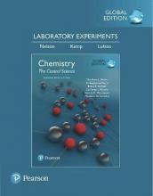 Laboratory Experiments for Chemistry: The Central Science, SI Edition