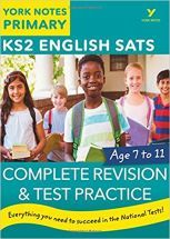 English SATs Complete Revision and Test Practice: York Notes for KS2