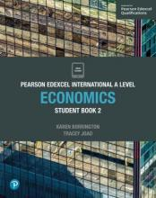 Edexcel International A Level Economics Student Book