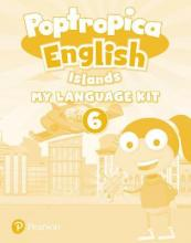 Poptropica English Islands Level 6 My Language Kit + Activity Book pack