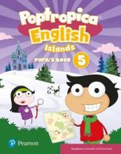 Poptropica English Islands Level 5 Pupil's Book and Online World Access Code + Online Game Access Card pack