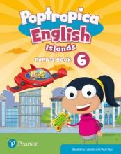 Poptropica English Islands Level 6 Pupil's Book and Online World Access Code + Online Game Access Card pack
