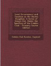 Local Government and Taxation in the United Kingdom