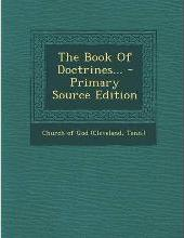 The Book of Doctrines...