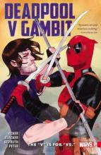 Deadpool vs. Gambit: the 'V' is for 'vs.'