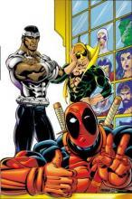 Luke Cage, Iron Fist & the Heroes for Hire Vol. 2: Vol. 2