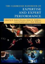 The Cambridge Handbook of Expertise and Expert Performance