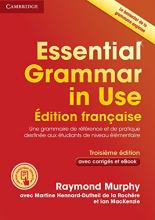 Essential Grammar in Use Book with Answers and Interactive ebook French Edition