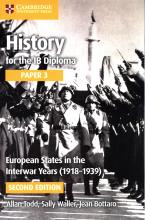 European States in the Interwar Years (1918-1939): Paper 3