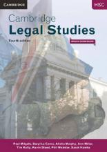 Cambridge HSC Legal Studies 4ed Pack (Textbook and Interactive Textbook)