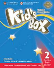 Uncle siu book depository kids box level 2 activity book with online resources british english fandeluxe Images