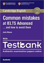 Common Mistakes at IELTS Advanced Paperback with IELTS Academic Testbank