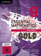 Essential Mathematics for the Australian Curriculum Gold 2ed Year 9 Print Bundle (Textbook and Hotmaths)