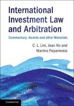 International Investment Law and Arbitration