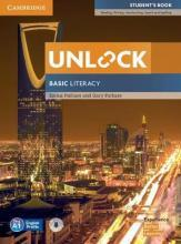 Unlock Basic Literacy Student's Book with Downloadable Audio