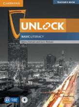 Unlock Basic Literacy Teacher's Book with Downloadable Audio and Literacy Presentation Plus