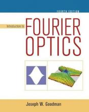 Introduction to Fourier Optics