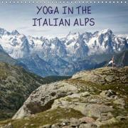 Yoga in the Italian Alps 2017