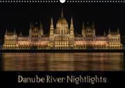 Danube River Nightlights 2017