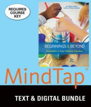 Beginnings & Beyond + Lms Integrated for Mindtap Education, 1 Term - 6 Months Access Card