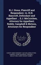 N.J. Stone, Plaintiff and Respondent, vs. H.H. Bancroft, Defendant and Appellant ... E.J. McCutchen, Attorney for Appellant; Reddy, Campbell & Metson, Attorneys for Respondent