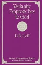 Vedantic Approaches to God 1980