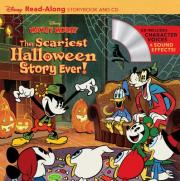 Disney Mickey Mouse: The Scariest Halloween Story Ever!