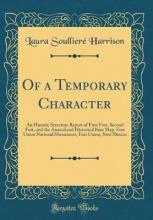 Of a Temporary Character